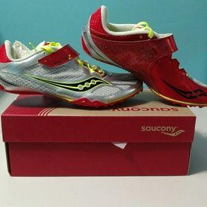 Men's Spitfir 2 Track/Running Shoes